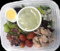 Crazy Fresh Chicken Bacon Cobb Salad