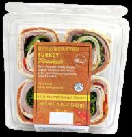 Crazy Fresh Oven Roasted Turkey Pinwheel