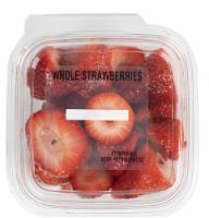Crazy Fresh Whole Strawberries - 10 oz
