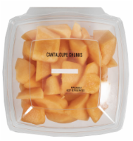 Crazy Fresh Cantaloupe Chunks