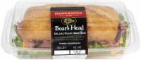 Boar's Head Deluxe Low Sodium Roast Beef Sub