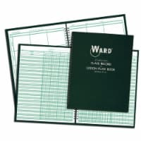 Combination Class Record & Lesson Plan Book (6-7 Weeks, 6 Periods) - 1