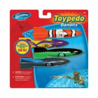 Swimways Assorted Plastic Rockets Dive Sticks - Case Of: 1; - Count of: 1