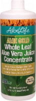 Aloe Life  Whole Leaf Aloe Gold Herbal Bitter Concentrate   Natural