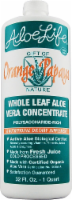 Aloe Life  Whole Leaf Aloe Vera Juice Concentrate   Orange Papaya