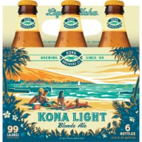 Kona Brewing Co. Kona Light Blonde Ale