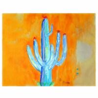 Betsy Drake PM1110 Tall Cactus Place Mat - Set of 4