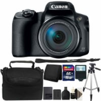 Canon Powershot Sx70 Hs Digital Camera 3071c001 Premium Bundle - 1