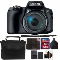 Canon Powershot Sx70 Hs Camera With 64gb Card And Great Value Bundle - 1