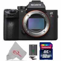 Sony Alpha A7r Iii Mirrorless Digital Camera (body Only) + 32gb Memory Card - 1