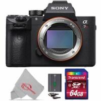 Sony Alpha A7r Iii Mirrorless Digital Camera (body Only) + 64gb Memory Card - 1