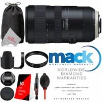 Tamron Sp 70-200mm F/2.8 Di Vc Usd G2 Lens For Nikon F Mount Cameras + Mack Warranty - 1