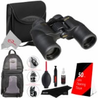 Nikon 16x50 Aculon A211 Binocular 8250 With Lens Tissue, Backpack And Cleaning Kit - 1