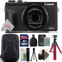 Canon Powershot G5 X Mark Ii 20.2mp Digital Camera With 32gb Memory Card & Accessory Kit - 1