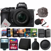 Nikon Z50 Mirrorless Digital Camera With 16-50mm Lens Best Vlogging Vlogger Kit - 1