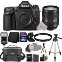 Nikon D780 24.5mp Fx-format Dslr Camera Body + Af-s 24-120mm Ed Vr Lens Accessory Kit - 1