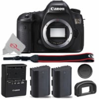 Canon Eos 5ds 50.6mp Digital Slr Camera (body Only) With Extra Canon Lp-e6n Battery - 1