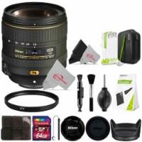 Nikon Af-s Dx Nikkor 16-80mm F/2.8-4e Ed Vr Lens With Essential Accessory Kit - 1
