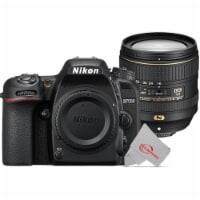 Nikon D7500 20.9mp Digital Slr Camera With Nikon Af-s Dx Nikkor 16-80mm F/2.8-4e Ed Vr Lens - 1