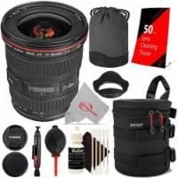 Canon Ef 17-40mm F/4l Usm Full-frame Lens + Essential Accessory Kit - 1