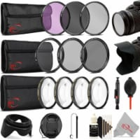 67mm Essential Filter Accessory Kit