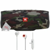 Jbl Charge 4 Portable Bluetooth Speaker Camouflage + Jbl Tune 110bt Headphones