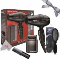 Babylisspro Bntprofx Beauty Travel Gift Set Hair Dryer Shaver Comb And Wet Brush - 1