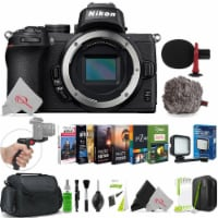Nikon Z 5 24.3mp Mirrorless Digital Camera Body + Software Bundle Accessory Kit