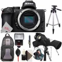 Nikon Z 5 24.3mp Mirrorless Digital Camera Body + Top Accessory Kit - 1