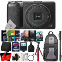 Ricoh Gr Iii Digital Camera With 32gb Top Accessory Kit