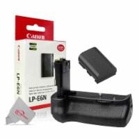 Vivitar Battery Power Grip And Canon Lp-e6n Battery Pack For Canon 6d Mark Ii Dslr Camera