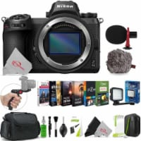 Nikon Z6 Mkii Fx-format 24.5mp Mirrorless Camera Body With Software Accessory Bundle