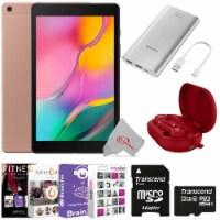 Samsung 10.1 Inches Galaxy Tab A Sm-t510 32gb Gold + Essential Accessory Kit - 1
