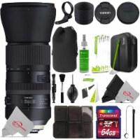 Tamron Sp 150-600mm F/5-6.3 Di Vc Usd G2 Full-frame Lens For Nikon F Accessory Kit - 1