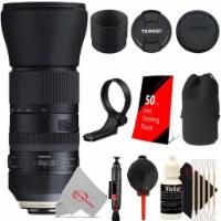 Tamron Sp 150-600mm F/5-6.3 Di Vc Usd G2 Full-frame Lens For Nikon F Essential Kit - 1
