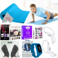 Fitness Bundle Best Bundle Help Loose Weight Exercise Regularly Stay In Shape - 1