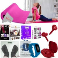 Pure Fitness Kit To Help Loose Weight Exercise Regularly Stay Shaped Gift Idea - 1