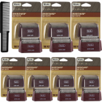 Seven Wahl Professional 5-star Series #7031-400 Replacement Foil With Styling Flat Comb