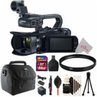 Canon Xa11 Compact Full Hd Professional Camcorder Us Version Ntsc Video + Top Accessory Kit