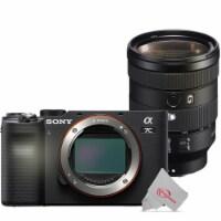 Sony Alpha A7c Mirrorless Digital Camera With Sony Fe 24-105mm Lens - 1