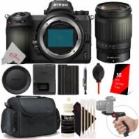 Nikon Z 6 Mirrorless Digital Camera Body With Nikon Z 24-200mm Accessory Kit