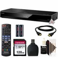 Panasonic Dp-ub820-k Hdr 4k Ultra Uhd Net Blu-ray Player + Accessory Kit
