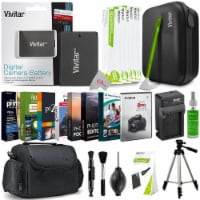 Canon Eos Rebel T7 T6 T5 T100 All You Need Accessory Bundle