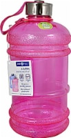 New Wave Enviro  2.2 Liter BPA Free Bottle® Pink