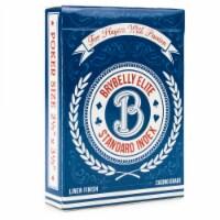 Blue Brybelly Elite Medusa Deck - Wide Size / Reg. Index - 1 each
