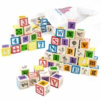 Professor Poplar's Ultimate Alphabet Blocks