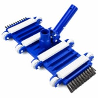 Weighted Flex Vacuum Head with Side Brushes