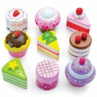 Delectable Desserts Petit Fours