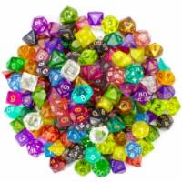 100+ Pack of Random Polyhedral Dice, Series II - 1 each