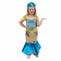 Magnificent Mermaid Children's Costume, 10-12